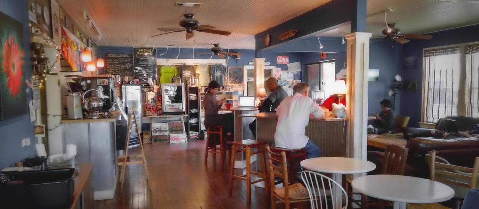 Genuine Joe Coffee Shop - Austin, TX